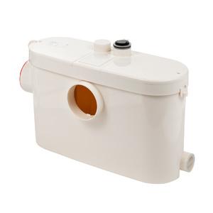 Belamos KNS-6002, канализационный насос, 150 л/мин, Н-8 с ножами, 2 унитаза
