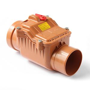 Обратный клапан для наружной канализации Polytron Terra 160