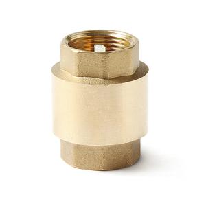 Обратные клапаны PRO AQUA с пластиковым диском