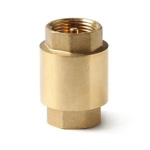 Обратные клапаны PRO AQUA с металлическим диском