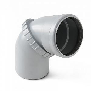 Отвод поворотный Polytron Comfort для внутренней канализации