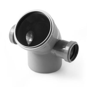 Отвод с выходом левый правый Polytron Comfort для внутренней канализации