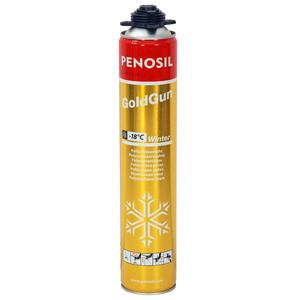 Пена Penosil GoldGun 65 winter монтажная профессионал 875 ml