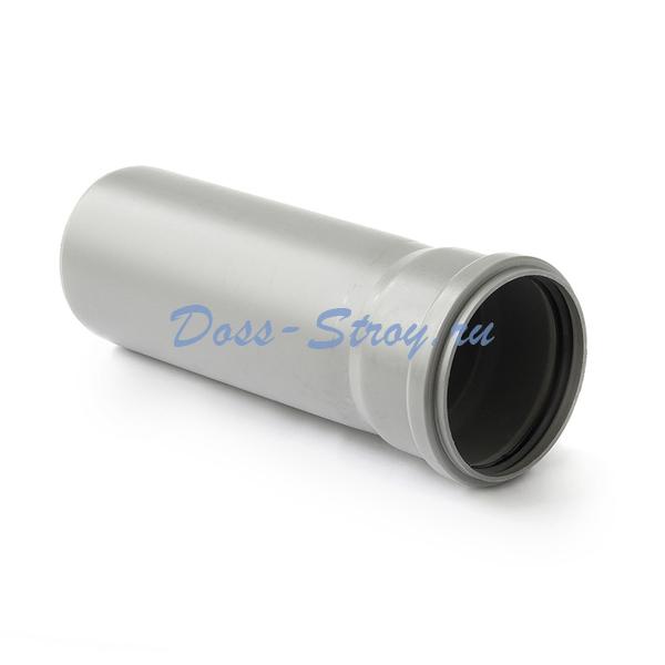 Труба 110 для внутренней канализации ПОЛИТРОН Comfort
