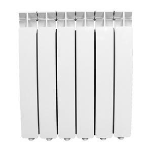Радиатор алюминиевый 500х80 6 секций