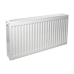 Радиатор стальной тип 22 500 х 500мм боковое подключение