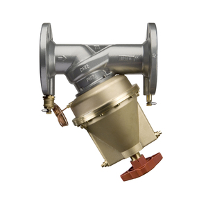 Автоматический регулятор перепада давления STAP фланцевый PN16