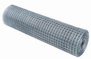 Сетка сварная из ОЦ пр (К) Яч.10, Д. 1,0 ширина 1000, длина 15 м.
