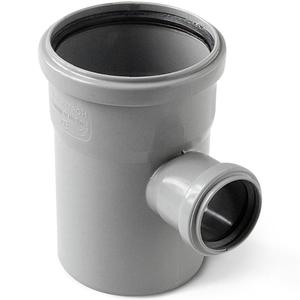 Тройник Polytron Comfort для внутренней канализации 87,5  °
