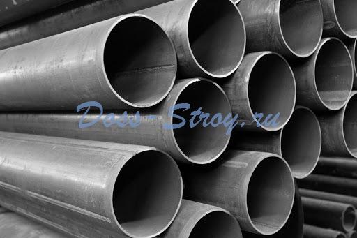 Труба сталь электросварная прямошовная Дн 630х8,0 (Ду 600) ГОСТ 10704-91