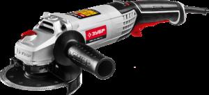 Углошлифовальная машина болгарка ЗУБР 125 мм 3000 - 1100 об/мин 1200 Вт